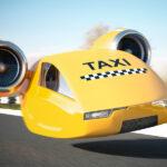 Taxi volant paris