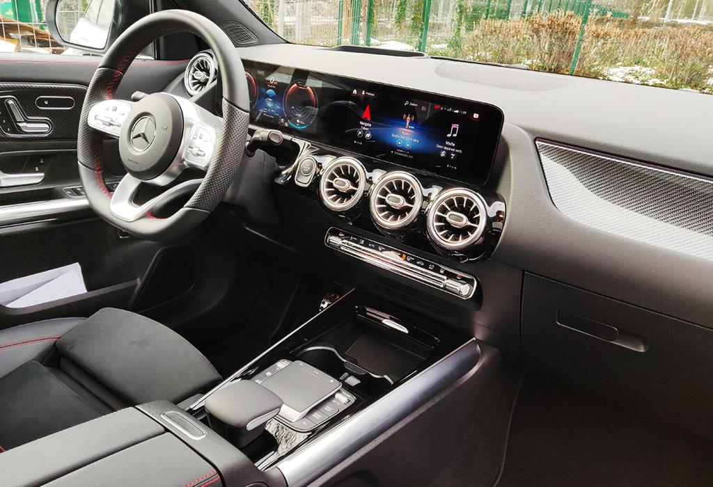 Essai Mercedes GLB 250 e - AutoGids 2021