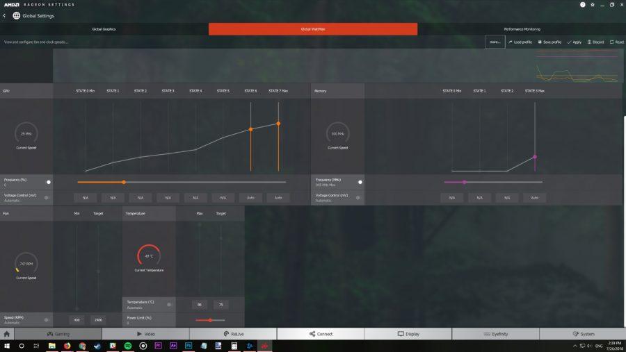 Comment utiliser AMD WattMan<