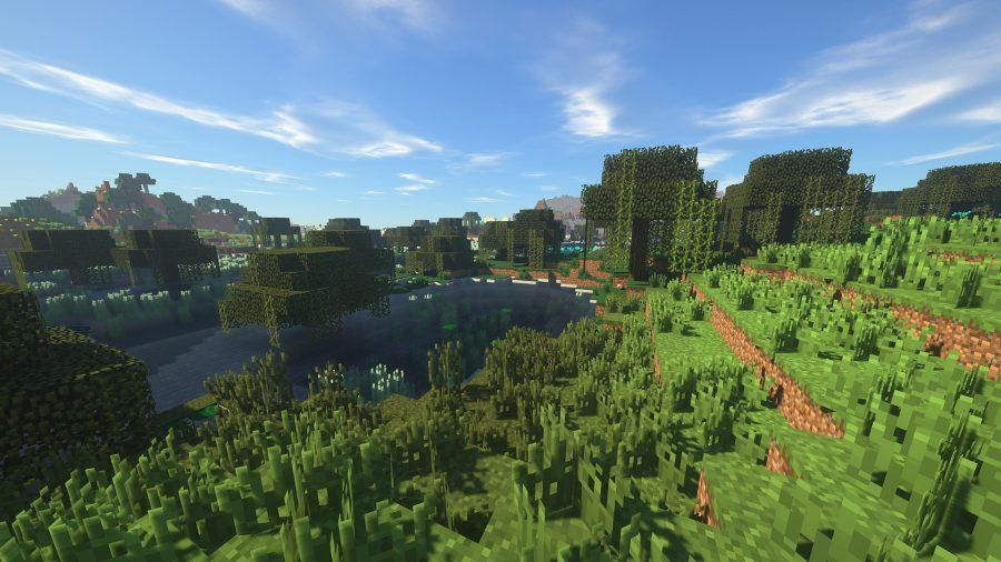 VOS shaders Minecraft
