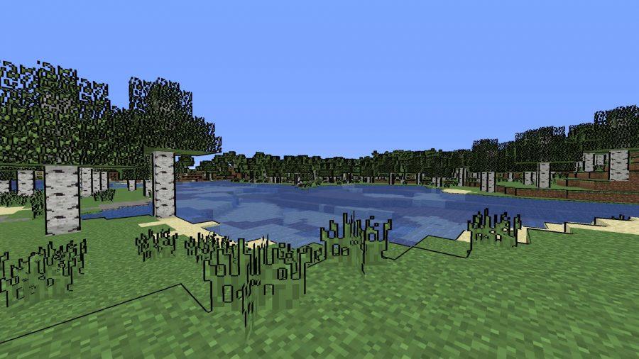naelegos cel shaders Minecraft shaders