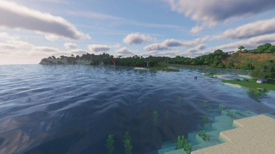 Shaders Minecraft Continuum