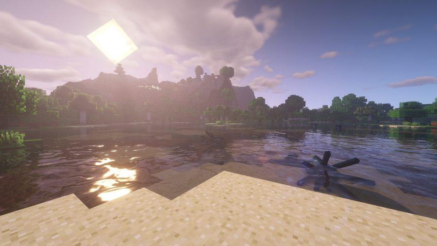 shaders bsl Minecraft