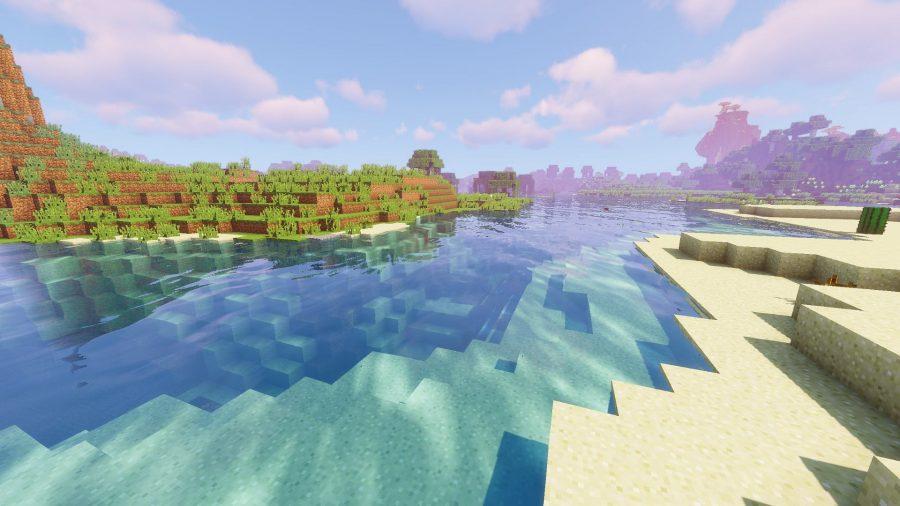 sildurs shaders Minecraft