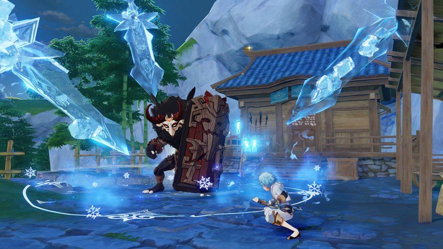 Genshin Impact free PC games