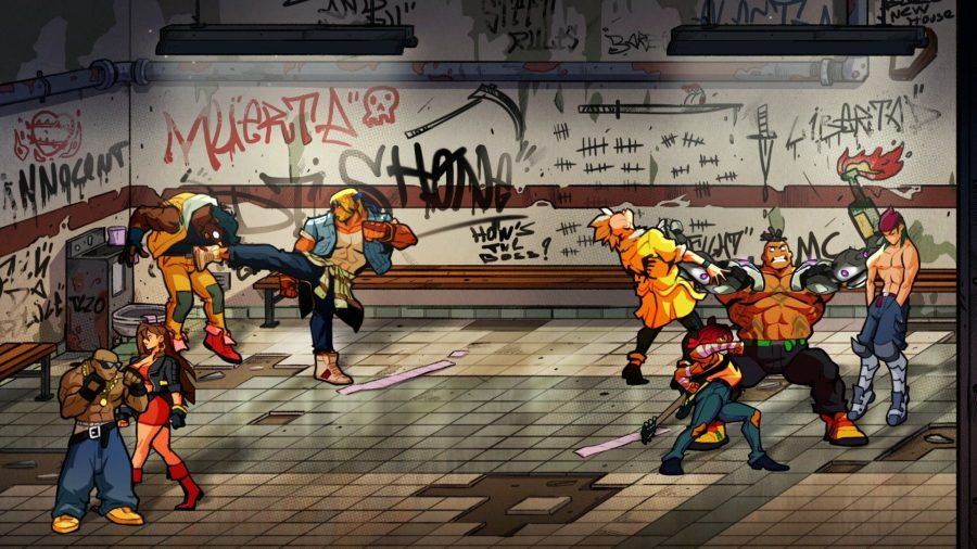 Streets of Rage 4 - new PC games