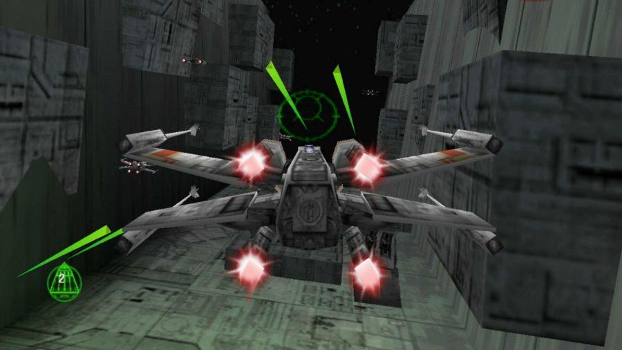 Jeu Star Wars Rogue Squadron