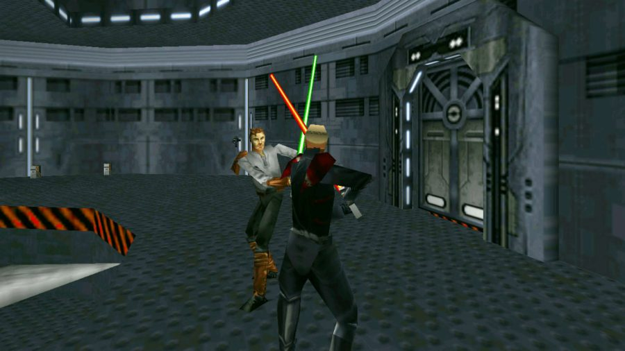 Star Wars Jedi Knight Dark Forces 2