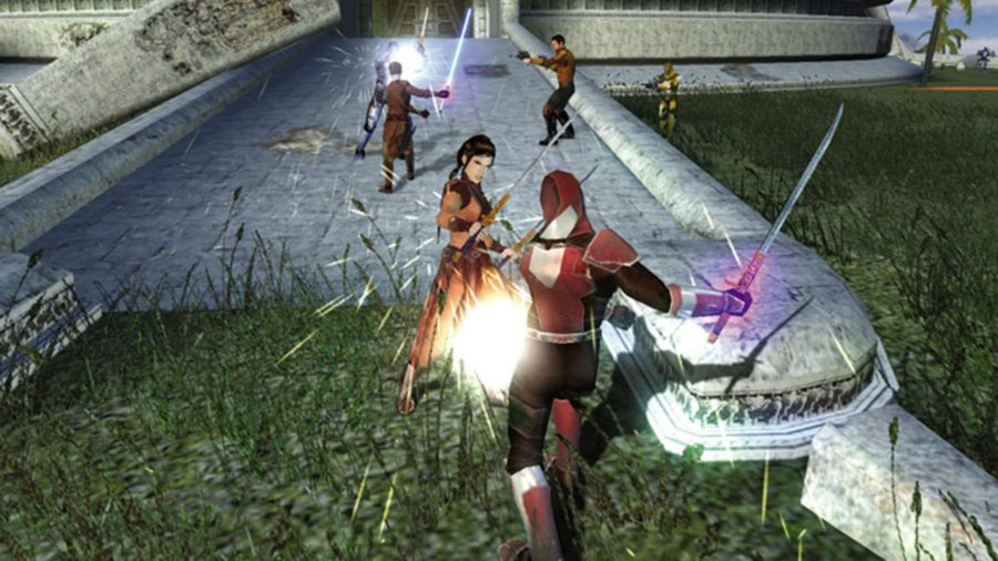 Best jeux Star Wars, Star Wars : Knights of the Old Republic