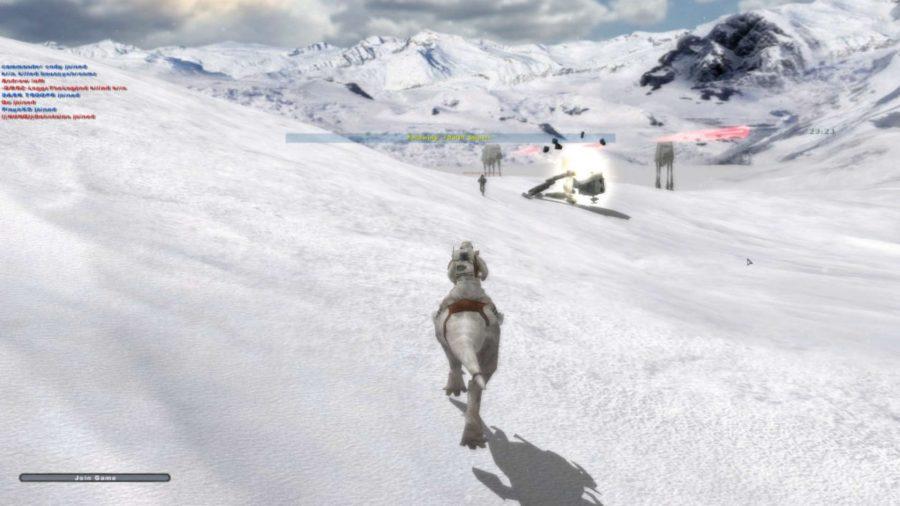 Le top des jeuxStar Wars Battlefront 2