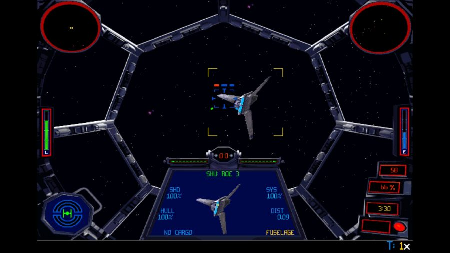 Meilleurs jeux Star Wars: TIE Fighter