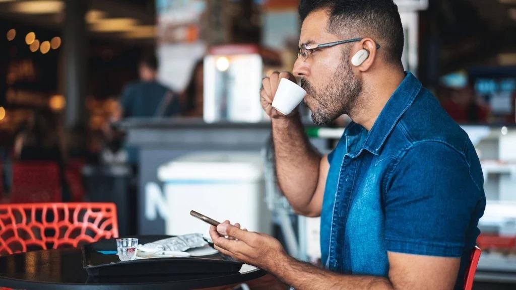 Écouteurs sans fil QuietComfort de Bose
