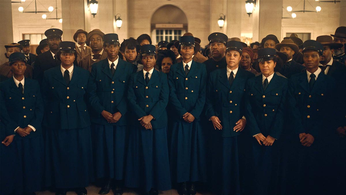 The Underground Railroad saison 2